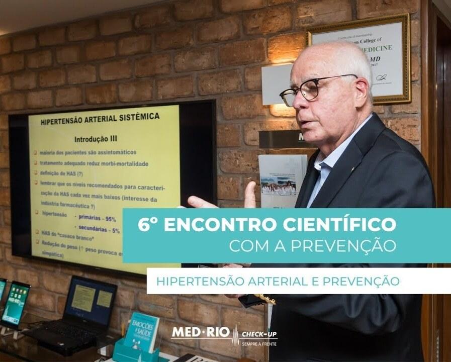 Dr. Claudio Benchimol | Hipertensão Arterial e Prevenção
