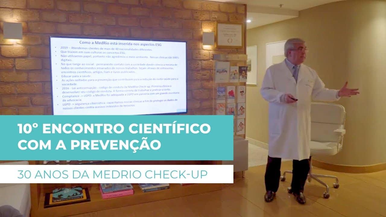 10º Encontro Científico | Dr. Gilberto Ururahy e Dr. Galileu Assis